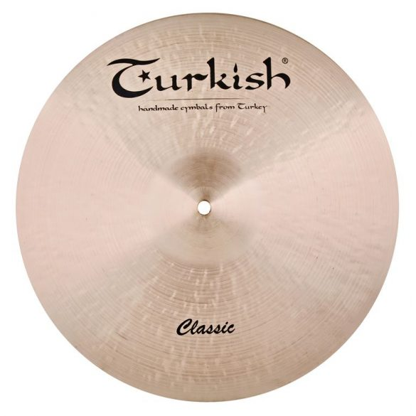 "Turkish Classic 19"" Thin Crash cintányér,  C-CT19"