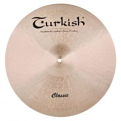 "Turkish Classic 20"" Thin Crash cintányér, C-CT20"
