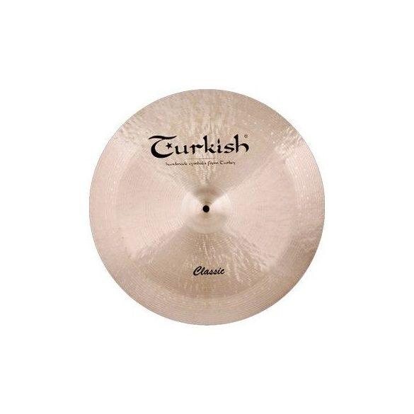 """Turkish Classic 14"""" Hi-Hats lábcintányér, C-H14"""