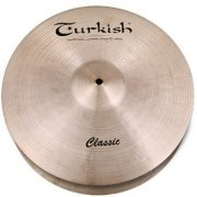 "Turkish Classic 12"" Hi-Hats LIGHT lábcintányér, C-HL12"