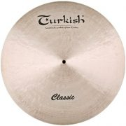 "Turkish Classic 20"" RIDE FLAT cintányér, C-RF20"