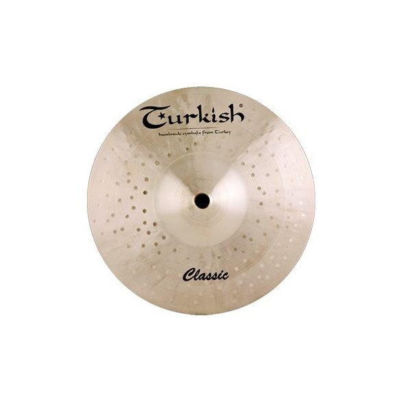 "Turkish Classic 8"" SPLASH cintányér, C-SP8"