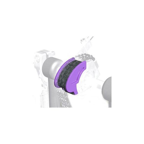 Pearl Eliminator lábgép láncvezető, Purple CAM-PL
