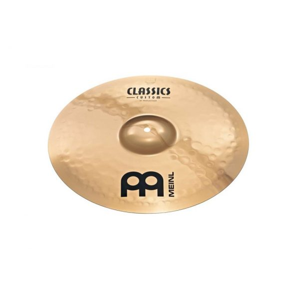 """Meinl Classics Custom 15"""" Medium Crash CC15MC-B"""