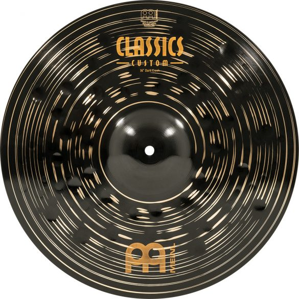 "Meinl 16"" Classic Custom Dark Crash CC16DAC"