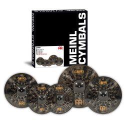 Meinl Classics Custom Dark Cymbal Set CCD460+18
