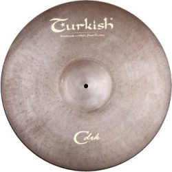 "Turkish Classic Dark 20"" RIDE cintányér"