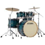 """Tama Superstar Classic dobszerelés ( 20-10-12-14-14S"""" ) állványzattal, CL50R-BAB"""