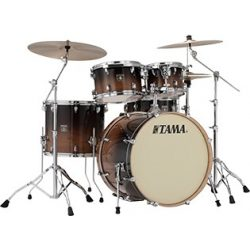 """Tama Superstar Classic dobszerelés ( 20-10-12-14-14S"""" ) állványzattal, CL50R-CFF"""