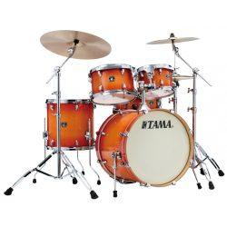"""Tama Superstar Classic dobszerelés ( 20-10-12-14-14S"""" ) állványzattal, CL50R-TLB"""