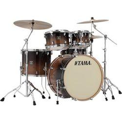 """Tama Superstar Classic dobszerelés ( 22-10-12-16-14S"""" ) állványzattal, CL52KR-CFF"""