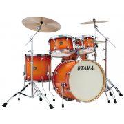 """Tama Superstar Classic dobszerelés ( 22-10-12-16-14S"""" ) állványzattal, CL52KR-TLB"""