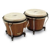 LP CP Traditional Bongos Dark Wood CP221-DW