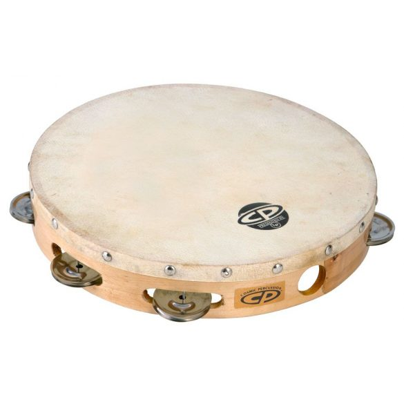 LP CP Wood Tambourine  CP379