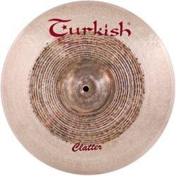 """Turkish Clatter 14"""" Crash cintányér, CT-C14"""