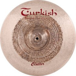 """Turkish Clatter 10"""" Splash cintányér"""