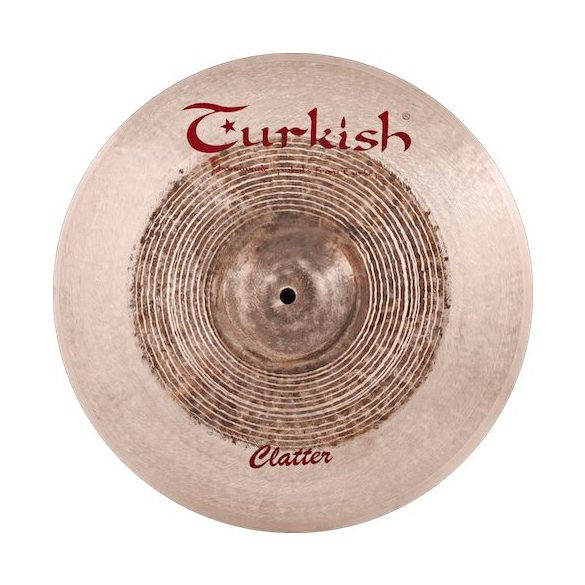 "Turkish Clatter 10"" Splash cintányér"