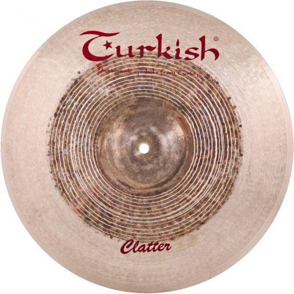 """Turkish Clatter 12"""" Splash cintányér"""