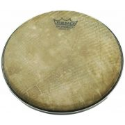 "Remo, Doumbek Drumhead, S Series, SKYNDEEP®, 8.75"" Diameter, 3/8"" Collar, Thin Hoop, 'Fish Skin' Graphic"