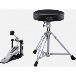 Roland DAP-3X V-Drums kiegészítő csomag dobszék, lábgép és dobverő