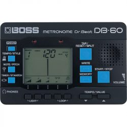BOSS DB-60 digitális metronóm