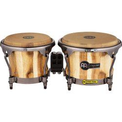 """MEINL Percussion Artist Series Bongo Diego Galé, True Skin Calf Heads 7"""" + 8 1/2"""" Natural  DG400CW"""