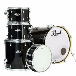 Pearl Export Shell pack ( 20-10-12-14-14S ) Jet  Black szín, EXX705NS/C31