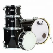 "Pearl Export Shell-pack ( 22-10-12-16-14S"" ) Jet Black szín, EXX725SS/C31"