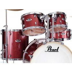 Pearl Export Limitált szériás Shell pack (18-10-12-14-13S) Black Cherry Glitter szín, EXX785SP/C704