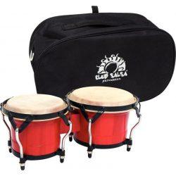 Gewa Club Salsa  Bongo+Bag F826006