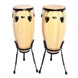 "Gewa Club Salsa  10"" & 11"" Conga set   F828.100"