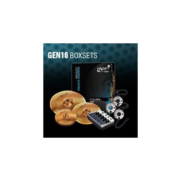 Zildjian GEN16 Buffed bronze 14/18/20 Box set G16BS1DS