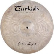 "Turkish Golden Legend 17"" CRASH cintányér"