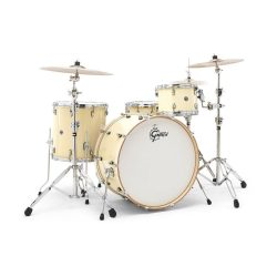 "Gretsch Catalina Club GR803071 dobszerelés (24-12-16-14S"") Shell pack White Chocolate Gloss CT1-R444-WC"
