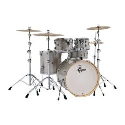 "Gretsch Catalina Maple Shell-pack (22-10-12-16-14S"")  CM1-E825-SS"