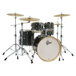 "Gretsch Catalina Maple dobszerelés (22-10-12-16-14S"") shell pack, CM1-E825-BS"