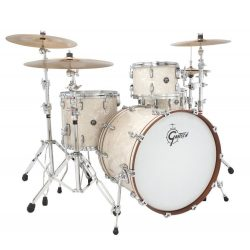 "Gretsch New Renown Maple dobszerelés (22-12-16"") shell pack, RN2-E823-VP"