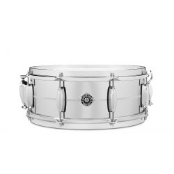 "GRETSCH BROOKLYN SERIES 14""X5,5"" PERGŐDOB CHROME OVER STEEL SHELL, GB4165S"