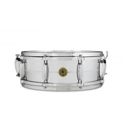 "Gretsch Brooklyn Series 14""x5"" pergődob Chrome Over Brass Shell, GB4160"