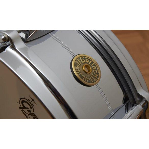 Gretsch Chrome Over Brass USA pergődob G4164