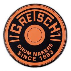 """Gretsch 6""""-os gumilap Orange GR871012"""