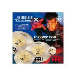 Meinl Generation X Johnny Rabb cintányér szettje, GX12-16-18