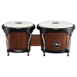 MEINL Percussion Headliner Series Bongo Vintage Wine Barrel, HB100VWB-M