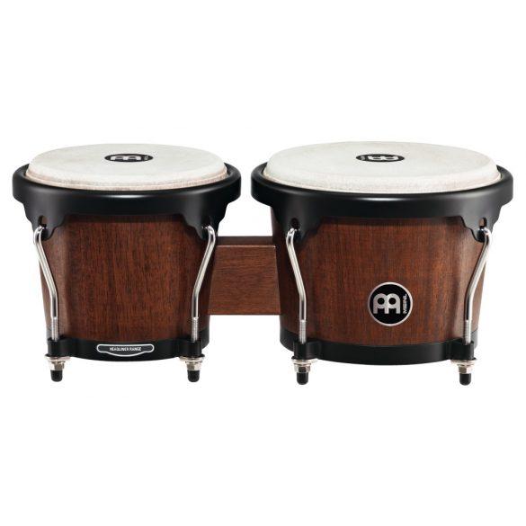MEINL Percussion Headliner Designer Series Bongo Vintage Wine Barrel, HB100VWB-M