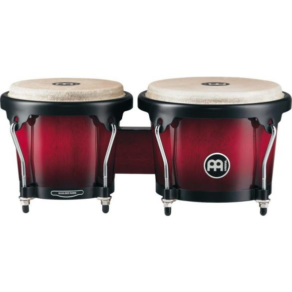 MEINL Percussion Headliner Serie Wood Bongo, HB100WRB