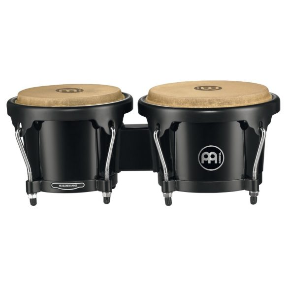 MEINL Percussion Headliner Series Bongo Black, HB50BK