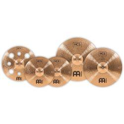 Meinl HCS Bronze Expanded cintányér szett HCSB14161820