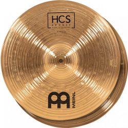 """Meinl HCS Bronze 15"""" Hi-hats lábcintányér HCSB15H"""