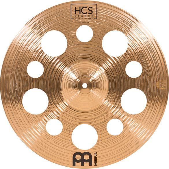 """Meinl HCS Bronze 18"""" Trash crash cintányér HCSB18TRC"""