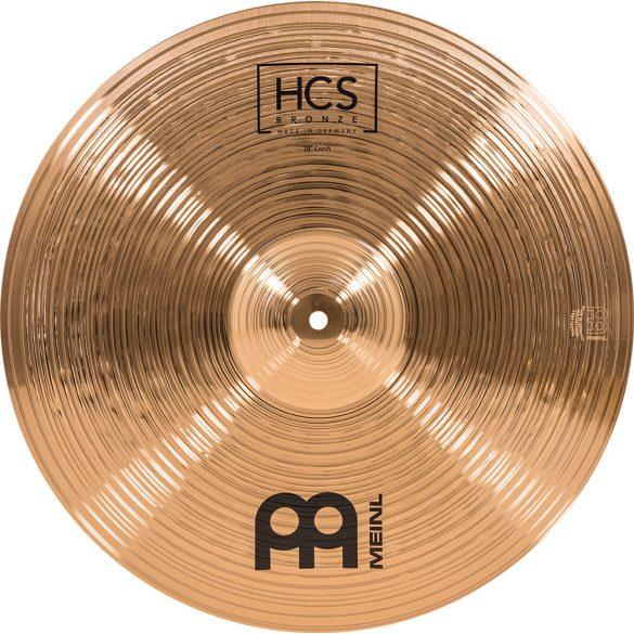 """Meinl HCS Bronze 18""""crash cintányér HCSB18C"""
